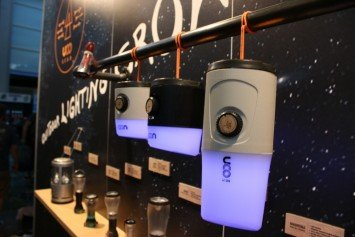 Most Innovative Camp Lights at Outdoor Retailer