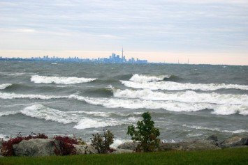 Great Lakes Surfing Not for the Faint of Heart