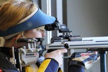 American Teen Wins Gold Medal in Olympic Air Rifle