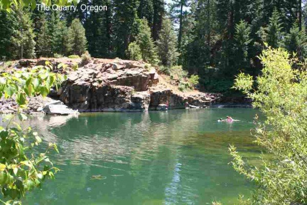 5 picture perfect oregon swimming holes liveoutdoors - Camping near me with swimming pool ...