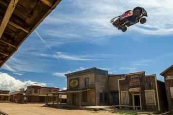 Bryce Menzies Sets World Record Truck Jump