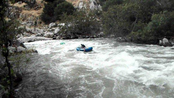 kern rafting