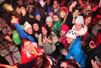 5 Best Ski Towns To Party