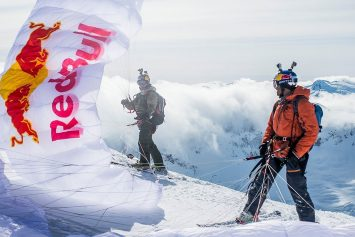Speedriding Featured in Latest Red Bull Miles Above Ep.