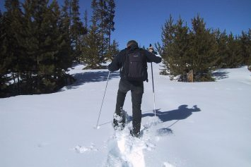 5 Top Snowshoeing Destinations in America