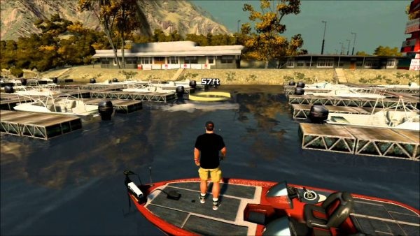 5 best fishing video games liveoutdoors for Fish live game