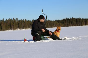 4 Tips for Catching Early Ice Bluegill