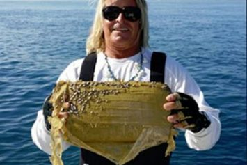 Famed Florida Shark Angler Retrieves Cocaine Bundle