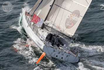 Educator Rounds Good Hope in Vendee Globe Race