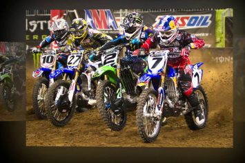 Monster Energy Supercross Preview Revs up Fans