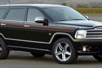 It's Official: The Jeep Grand Wagoneer is Coming Back