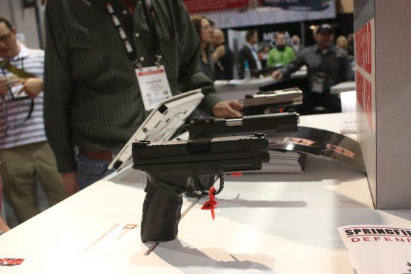 Springfield Armory Unveils New Handguns, AR at SHOT Show 2017