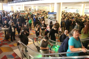 SHOT Show Tone More Positive in Lead Up to Trump Presidency