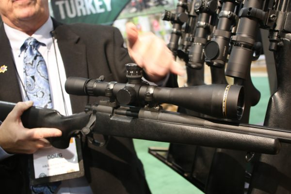 Top New Rifle Scopes at SHOT Show 2017 - LiveOutdoors