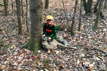8-Year-Old Boy Latest to Complete Hunting Grand Slam