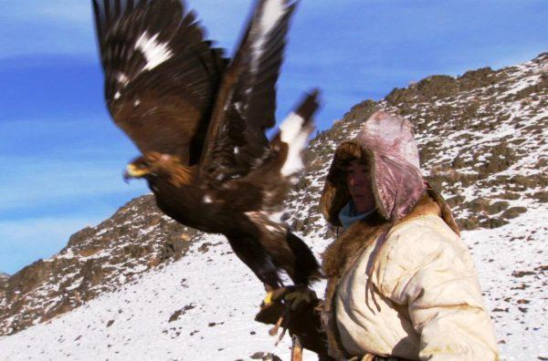 kazakh-falconry