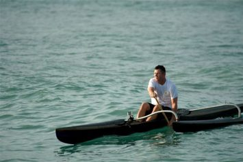 Why you need to try outrigger canoeing