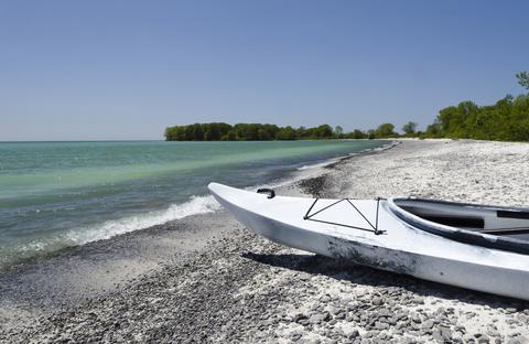 Wolfe Island, Lake Ontario