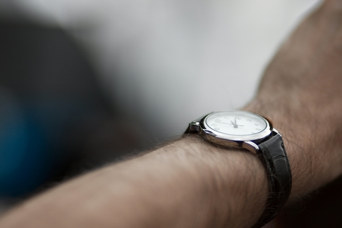 Wrist-watch method