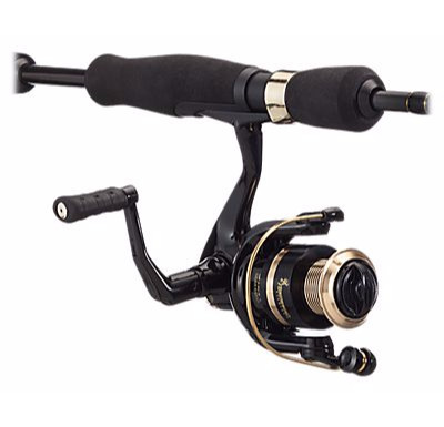 Backpacker's Rod and Reel Combo