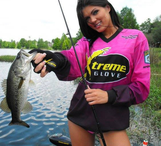 Hottest Women of Fishing