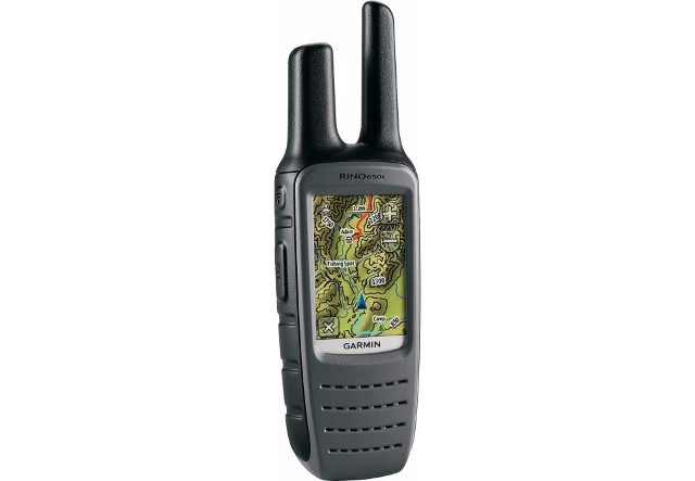 Garmin Rhino 2-way with GPS