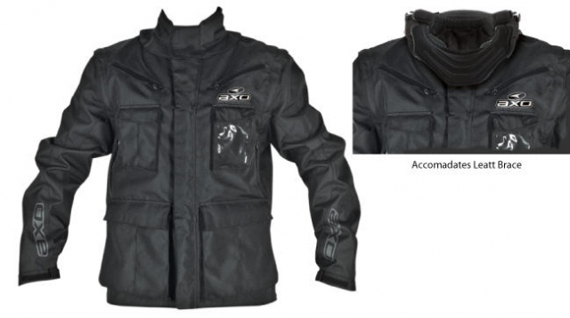 AXO Melbourne Riding Jacket