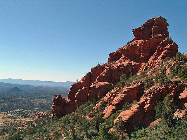 Bear Mountain Trail, AZ